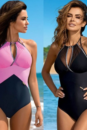 One Piece Swimsuit Plus Size Push Up Monokini Bathing Suits Summer Beach Wear Swimming Suit